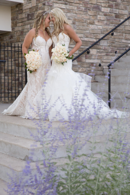 White Wedding, LGBT Wedding, Azure Blue Photo, JW Muskoka Wedding, Cottage Wedding, Luxury Wedding