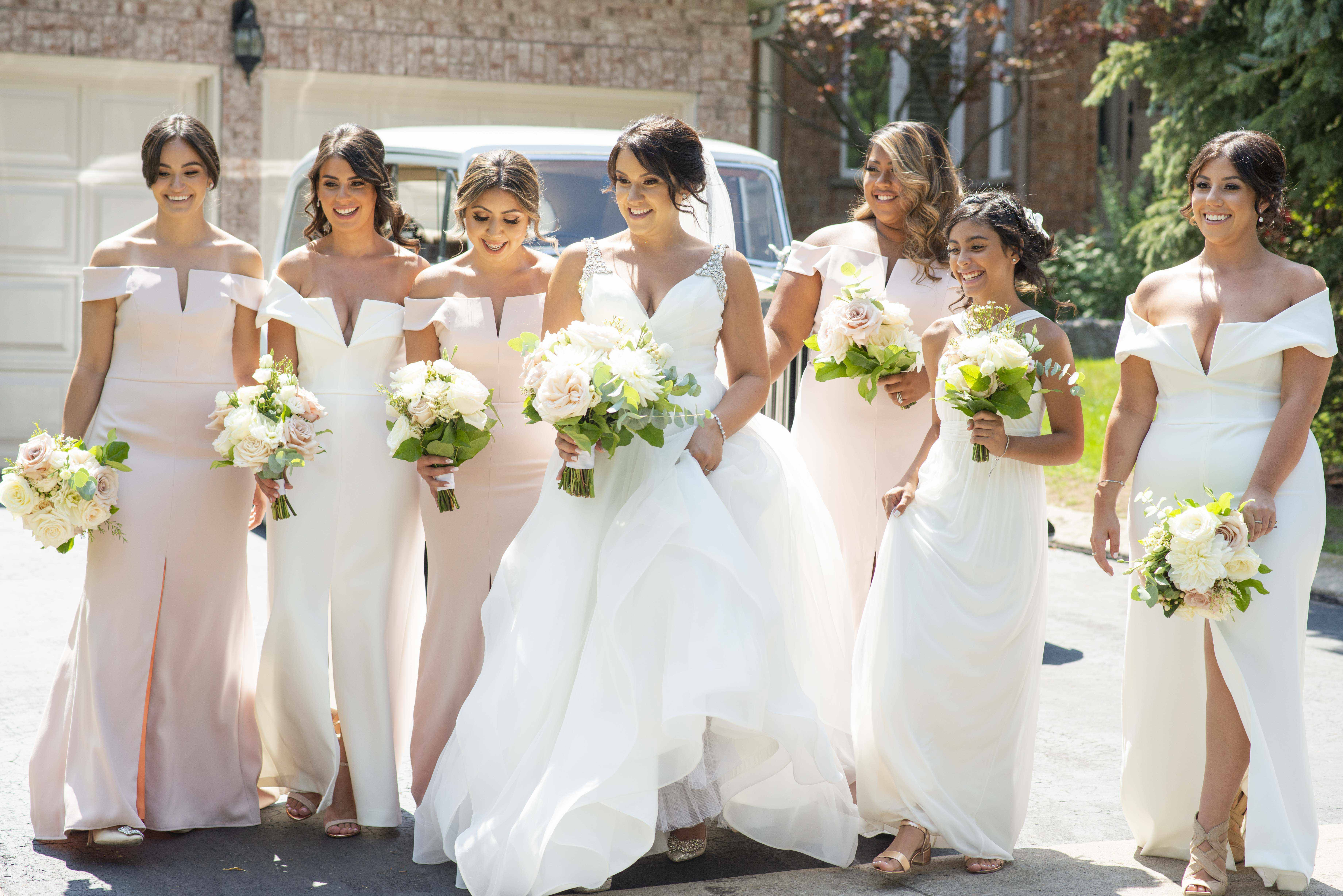 Bridal Solutions Inc. one of the best luxury wedding florists
